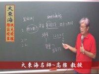 ★大東海(110、111年)→『鐵路法』精修→新班開課→大東海天王名師→高強 教授 !