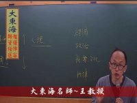 ★大東海(110年、111年)→『公民科』精修→新班開課→大東海領袖名師→「王忠義」教授!
