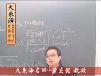 ◎大東海→102.12.23→地方特考→『民法』→現場解題→發表會!