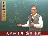 ◎大東海→103年→『鐵路法』→新春新班開課→大東海名師→高強 教授
