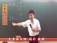 ★大東海→103年→『國文(公文)』專班→大東海領袖名師→楊昕 教授