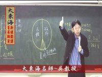 ★大東海(105年)→ 『憲法』精修→ 新班開課→大東海領袖名師 →吳予銘 教授!