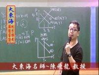 ★大東海→105年→地方特考→「經濟學」→大東海名師→陳飛龍 教授→現場解題!