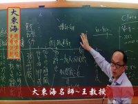 ★大東海(106年)→『憲法』精修→新班開課→「大東海」首席名師→「王忠義」 教授