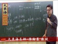 ★大東海(106年)→『土地登記』精修→新班開課→「大東海」首席名師→「陳翰基」 教授