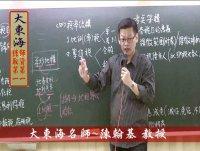 ★大東海(106年)→『土地稅法規』精修→新班開課→「大東海」首席名師→「陳翰基」 教授