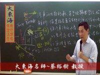 ★大東海(106年)→『民法(物權)』精修→新班開課→「大東海」首席名師→「蔡裕樹」 教授