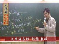 ★大東海(107年、108年)→『比較教育』精修→新班開課→「大東海」王牌名師→郭揚 教授 !