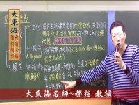 ★大東海→106年→『政治學(概要)』→考前題庫菁英班→大東海領袖名師→郝強 教授!