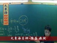 ★大東海(108、109年)→『郵政三法』精修→新班開課→大東海名師→陳盛 教授!