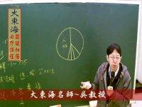 ★大東海(108年、109年)→『憲法』精修→新班開課→大東海名師→吳教授!