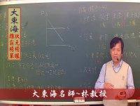 ★【大東海→109、110年】→『公民』精修→新班開課→大東海(領袖名師)→林起孝 教授!